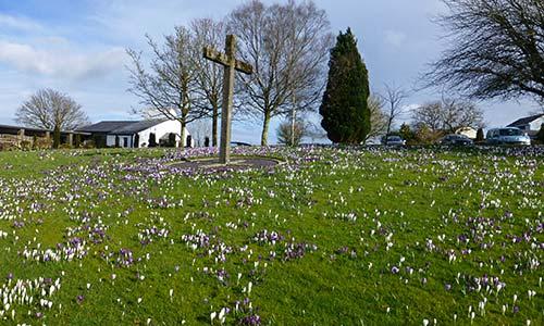 Image of Parc Gwyn Crematorium